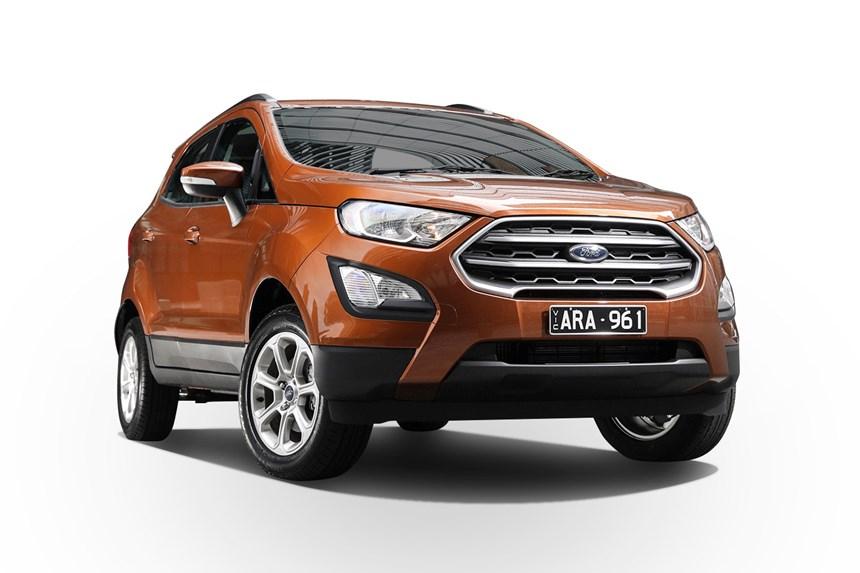 2019 Ford Ecosport Ambiente 5 Yr 15l 3cyl Petrol