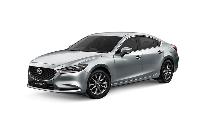 2019 Mazda 6 Sport 5yr 2 5l 4cyl Petrol Automatic Sedan