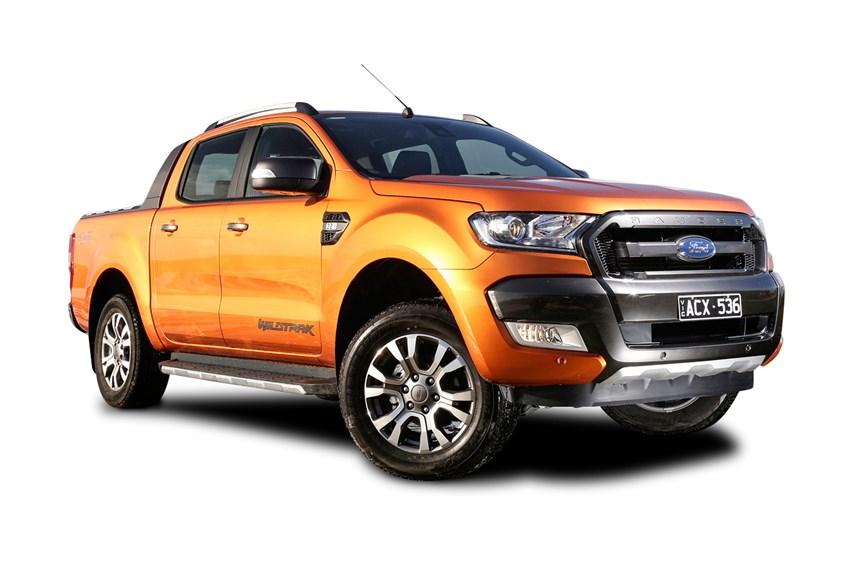 2019 Ford Ranger Wildtrak 3 2 4x4 3 2l 5cyl Diesel Turbocharged