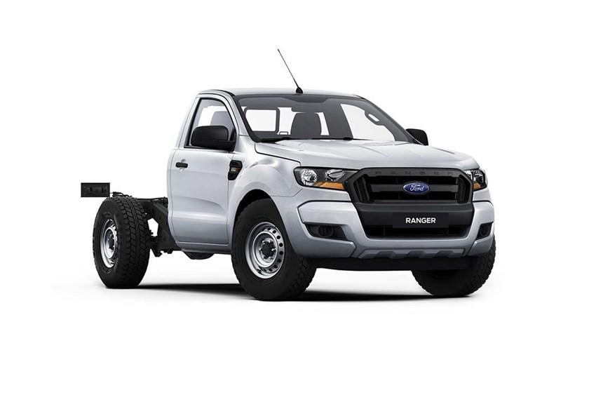 2018 ford ranger xl 2 2 low rider 4x2 2 2l 4cyl diesel rh whichcar com au ford ranger xlt 2018 ford ranger xlt 2007