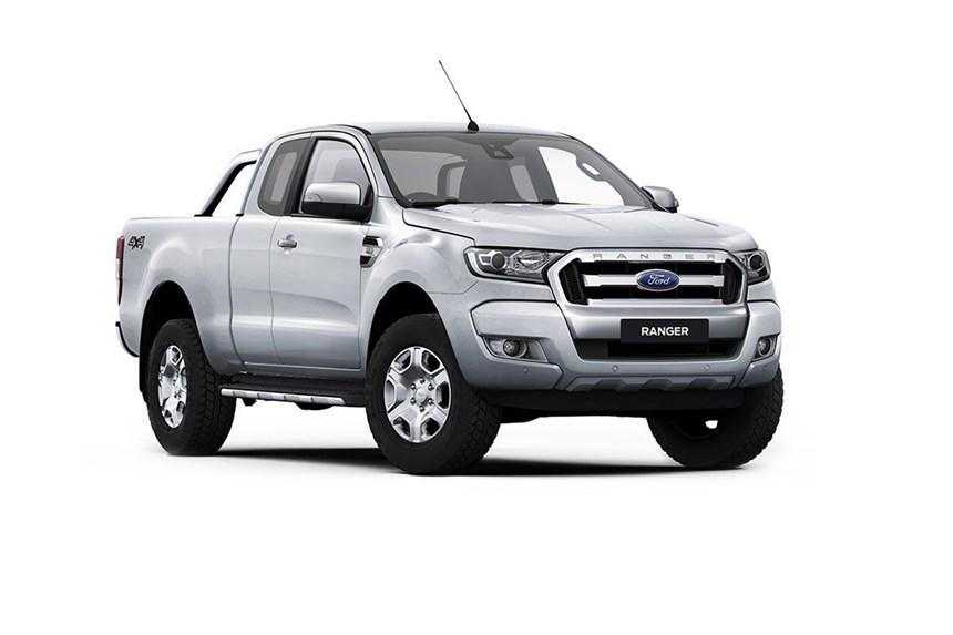 2019 Ford Ranger Xlt 3 2 4x4 2 0l 4cyl Diesel Turbocharged