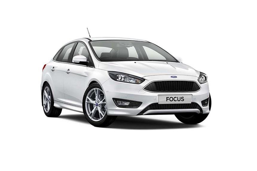 2019 Ford Focus Titanium 5 Yr 1 5l 4cyl Petrol Turbocharged