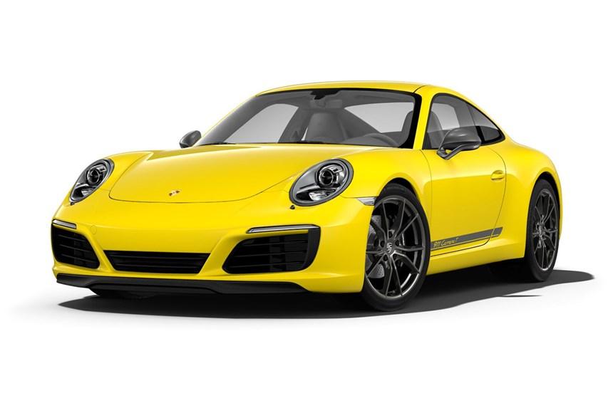 2019 porsche 911 carrera t manual 3 0l 2d coupe