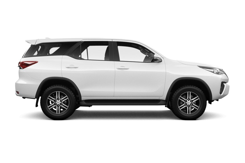 2019 toyota fortuner gx automatic 2 8l 4d wagon