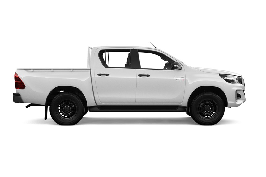 2019 Toyota Hilux SR (4x4), 2.8L 4cyl Diesel Turbocharged ...