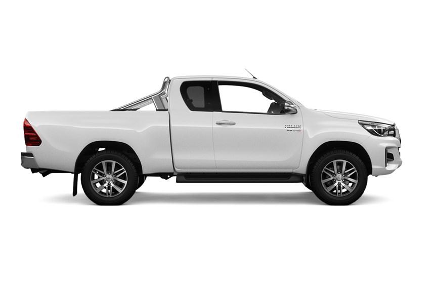 2019 Toyota Hilux Sr5 4x4 2 8l 4cyl Diesel Turbocharged Automatic
