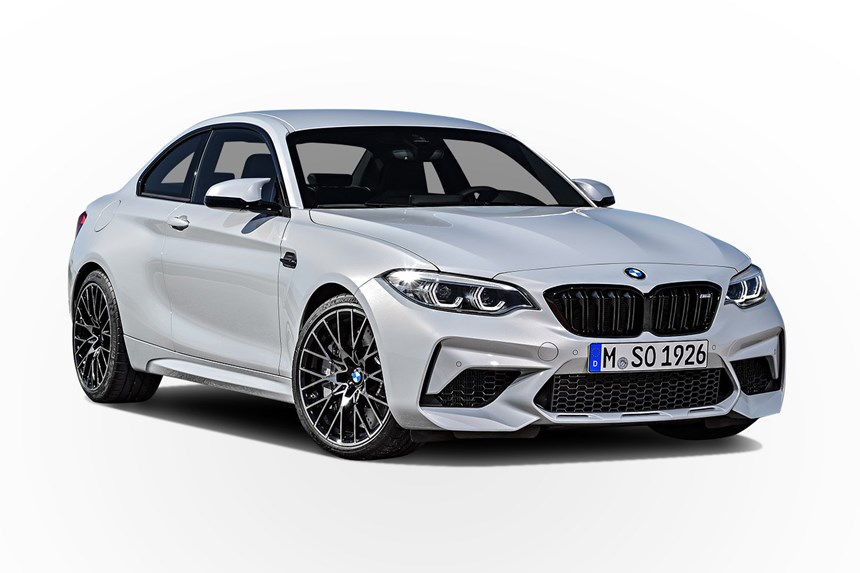 2019 Bmw M2 Competition Pure 3 0l 6cyl Petrol Turbocharged Manual