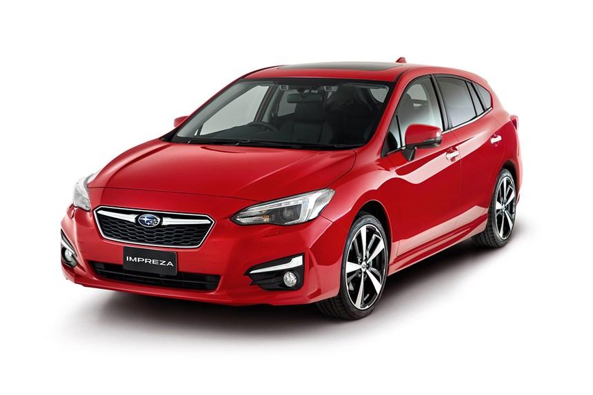 2018 Subaru Impreza S Edition 2 0l 4cyl Petrol Automatic