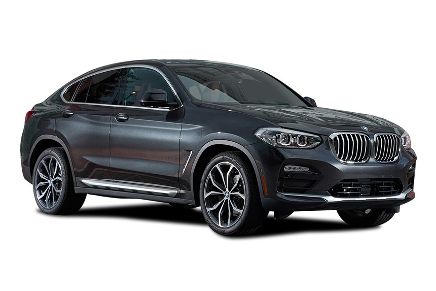 2019 Bmw X4 Xdrive 20d M Sport X 2 0l 4cyl Diesel Turbocharged
