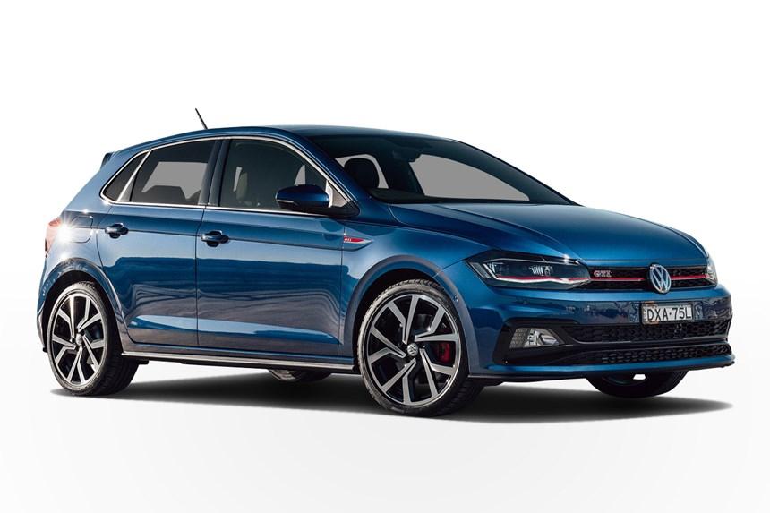 2019 Volkswagen Polo GTi, 2 0L 4cyl Petrol Turbocharged