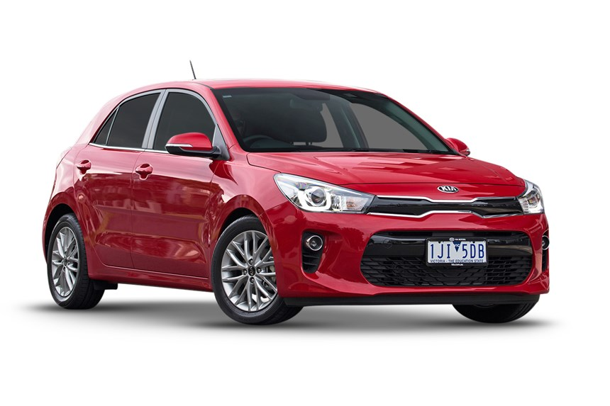 kia rio gt   cyl petrol turbocharged automatic hatchback
