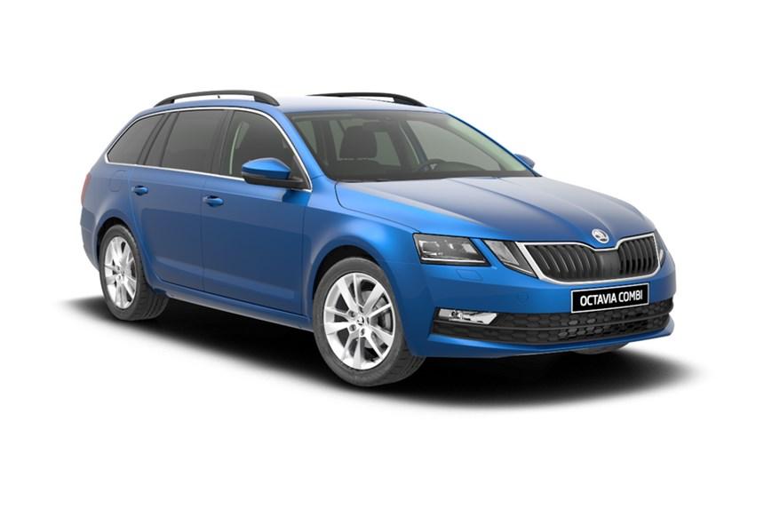 2018 skoda octavia 110 tsi, 1.4l 4cyl petrol turbocharged manual, wagon