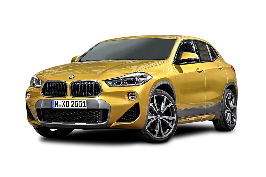 2019 Bmw X2 Xdrive 20d M Sport X 2 0l 4cyl Diesel Turbocharged