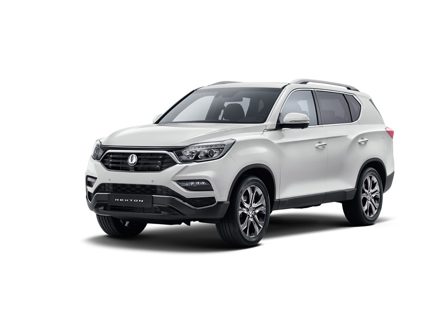 2019 Ssangyong Rexton EX (2WD), 2.0L 4cyl Petrol ...