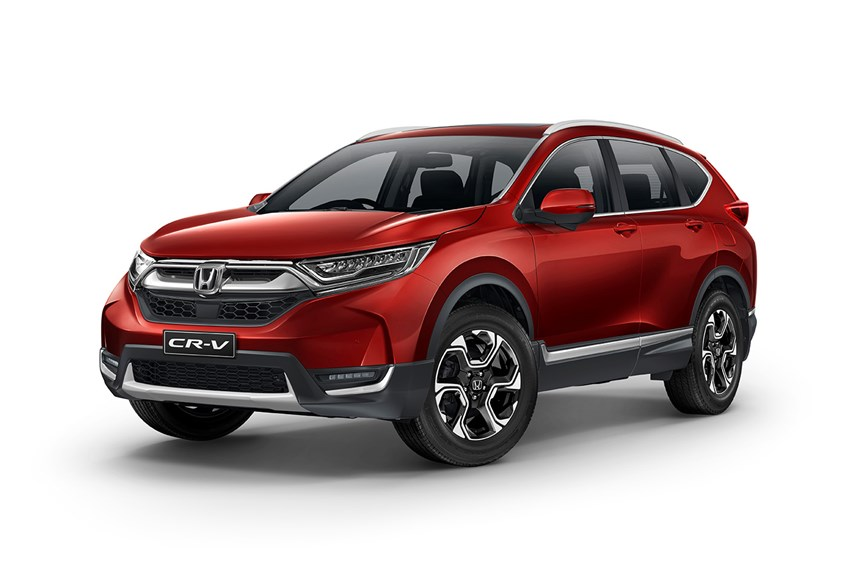 honda cr  vti lx awd  cyl petrol turbocharged automatic suv