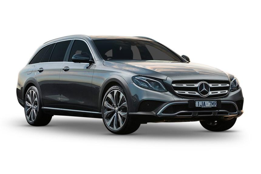 2019 Mercedes-Benz E 220 d (All Terrain), 2 0L 4cyl Diesel