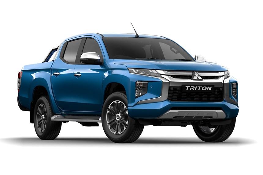 2019 Mitsubishi Triton GLS (4x4), 2.4L 4cyl Diesel ...