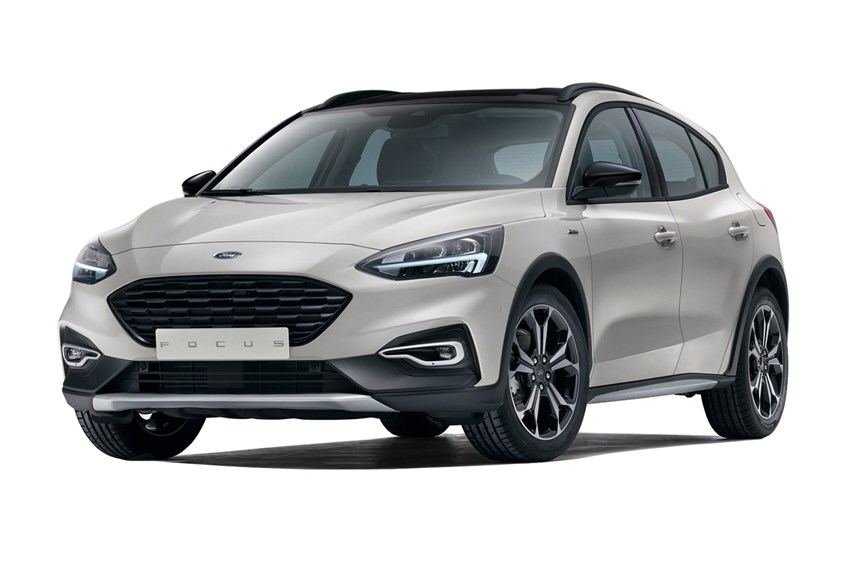2019 Ford Focus Active 1 5l 3cyl Petrol Turbocharged Automatic