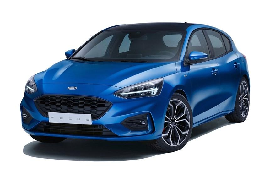 2019 Ford Focus Titanium 1 5l 3cyl Petrol Turbocharged Automatic