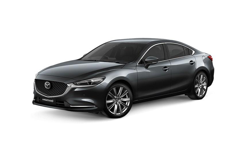 Mazda 6 GT