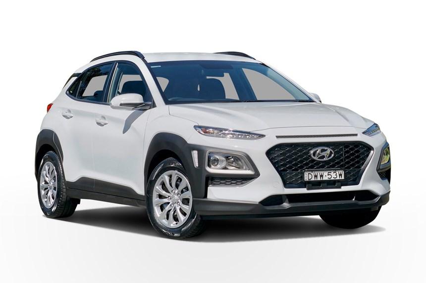 2020 Hyundai Kona Go 2 0l 4cyl Petrol Automatic Suv