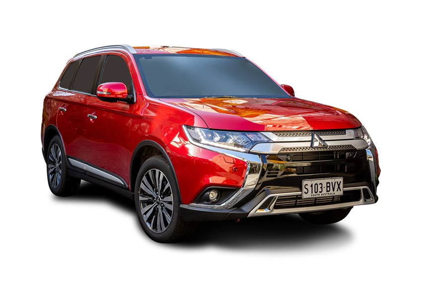 2021 mitsubishi outlander exceed, 2.4l 4cyl petrol