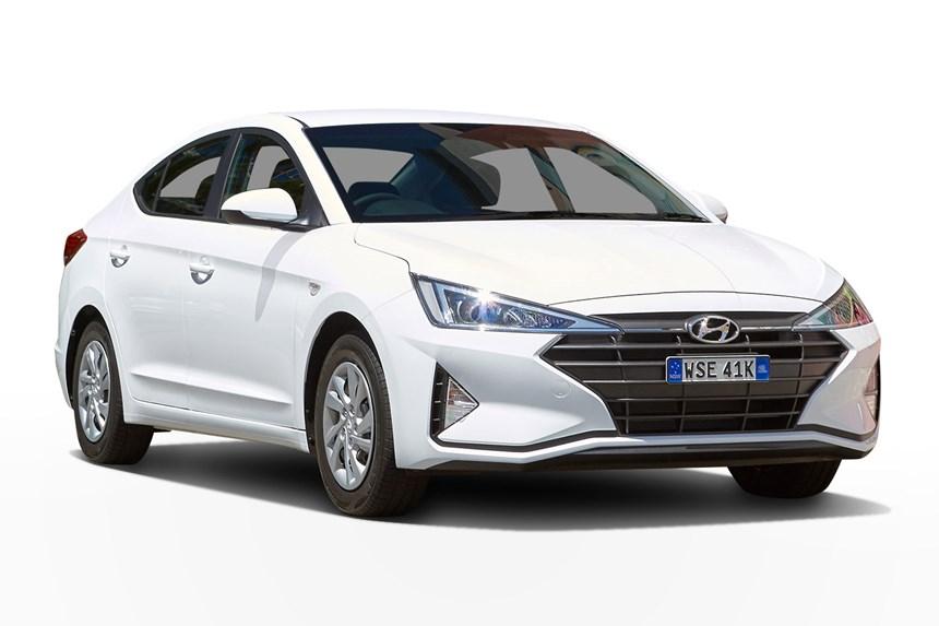 2020 Hyundai Elantra Go 2 0l 4cyl Petrol Manual Sedan
