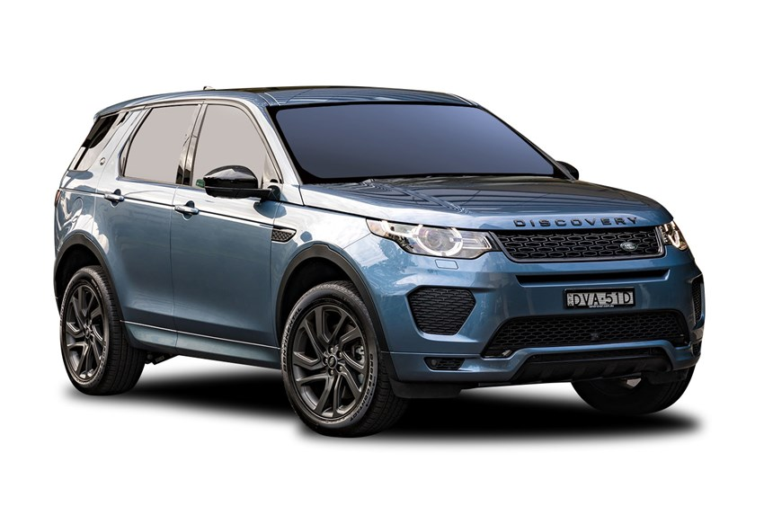 2021 Land Rover Discovery Sport R Dynamic Hse 5d Suv