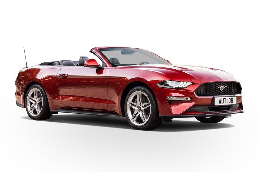2020 Ford Mustang Gt Convertible Specs
