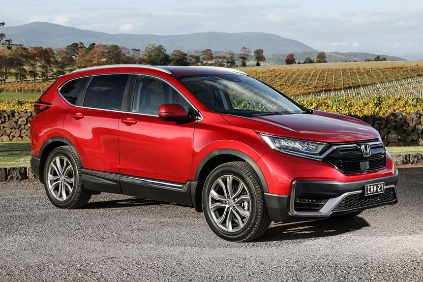 2021 Honda CR-V | Next Gen 2021 Honda CR-V First look