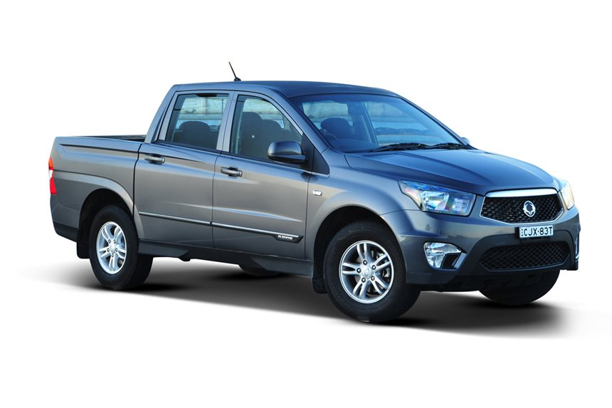 Ssangyong Actyon 2017 2017 2018 Best Cars Reviews