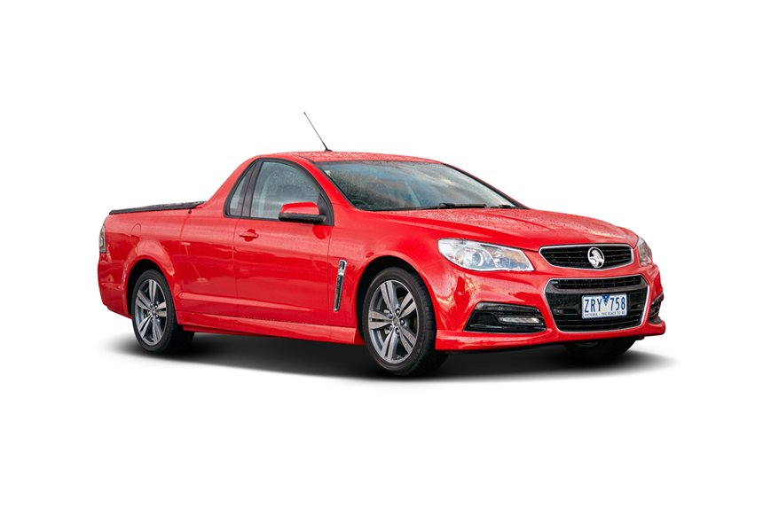 holden ute  cyl petrol automatic ute
