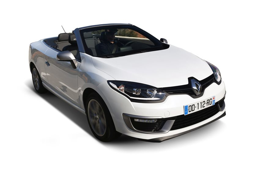 2016 renault megane dynamique 2 0l 4cyl petrol automatic convertible. Black Bedroom Furniture Sets. Home Design Ideas