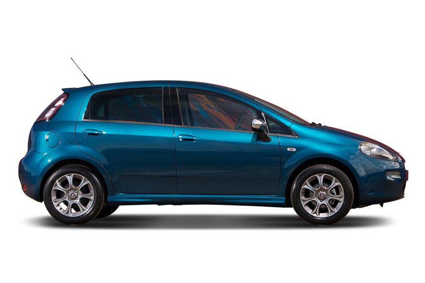 2015 fiat punto lounge 1 4l 4cyl petrol automatic hatchback