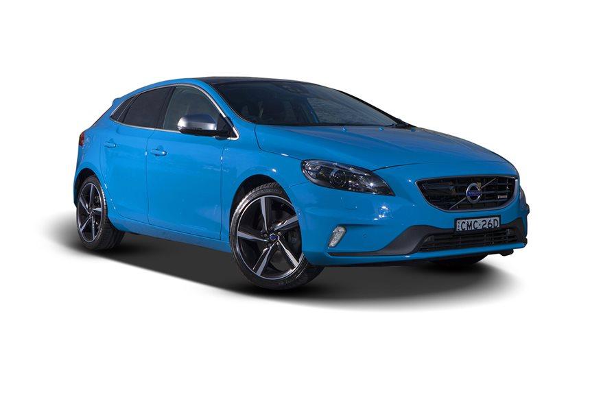 2015 Volvo V40 T5 R-Design, 2 0L 4cyl Petrol Turbocharged Automatic