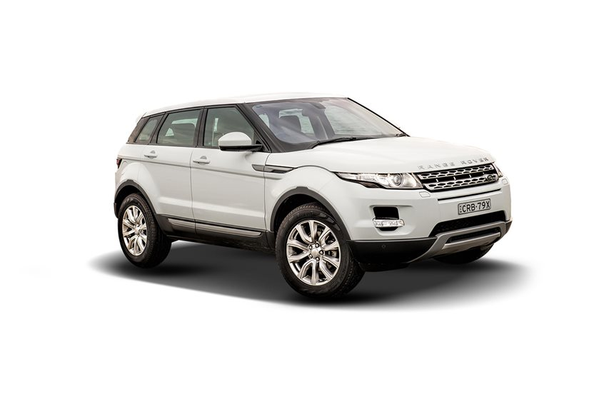 2015 Range Rover Evoque Si4 Pure 2 0l 4cyl Petrol Turbocharged
