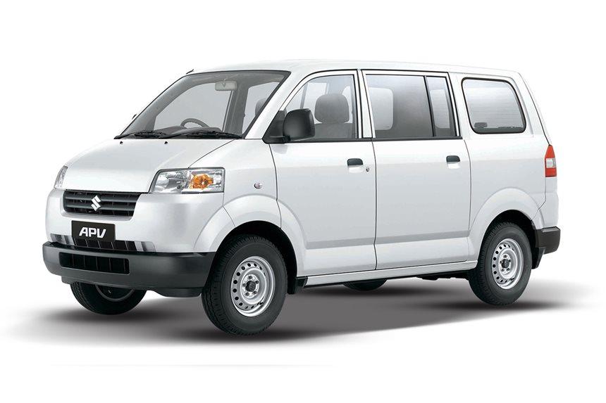 2018 Suzuki APV, 1.6L 4cyl Petrol Manual, Van