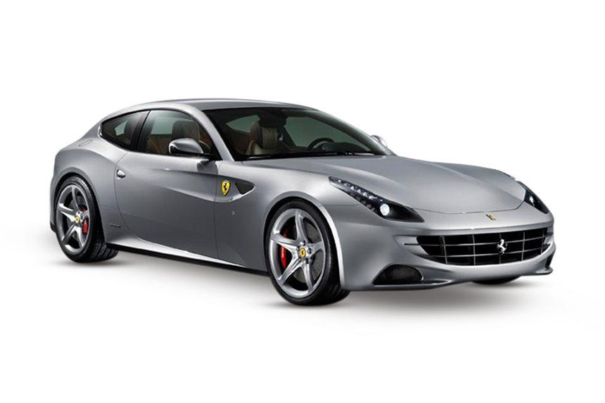2019 Ferrari FF, 6.3L 12cyl Petrol Automatic, Coupe