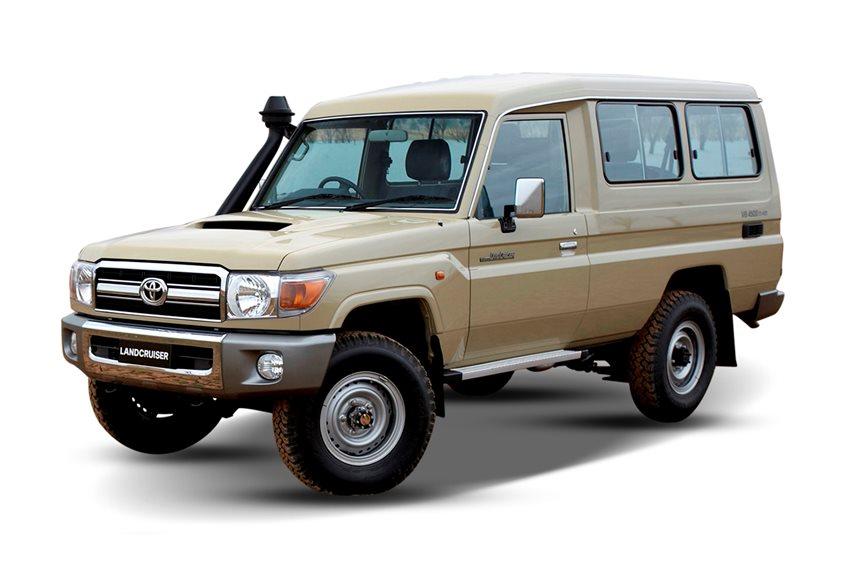 2016 Toyota LandCruiser GXL (4x4), 4.5L 8cyl Diesel ...