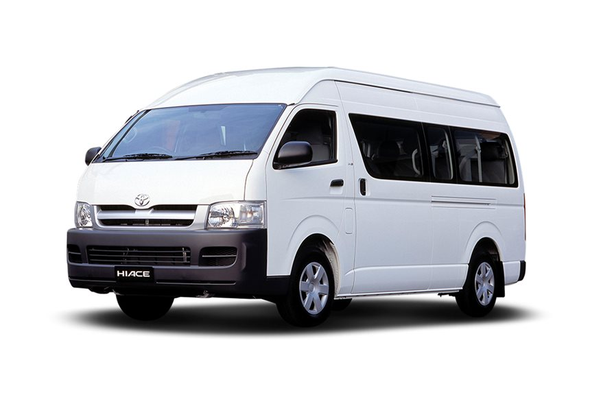 2016 Toyota Hiace Commuter 2 7l 4cyl Petrol Manual Van