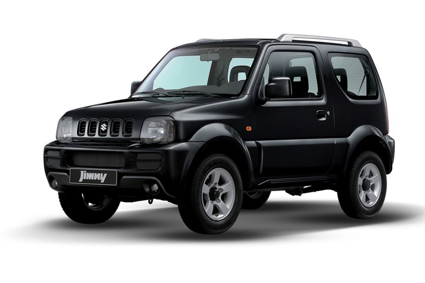 2018 suzuki jimny 1 3l 4cyl petrol automatic suv. Black Bedroom Furniture Sets. Home Design Ideas