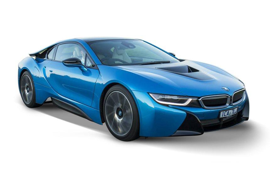 2018 Bmw I8 Hybrid 1 5l 3cyl Hybrid Turbocharged Automatic Coupe