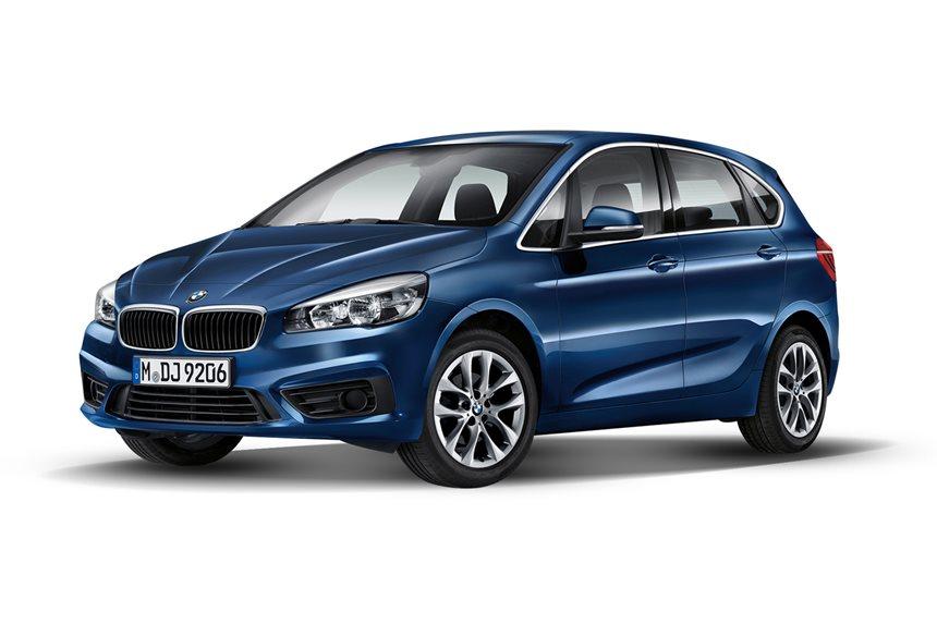 2016 BMW 220i Active Tourer Luxury Line, 2.0L 4cyl Petrol ...