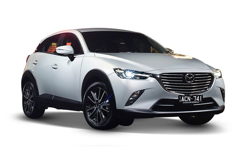 2017 mazda cx 3 s touring safety awd 2 0l 4cyl petrol. Black Bedroom Furniture Sets. Home Design Ideas