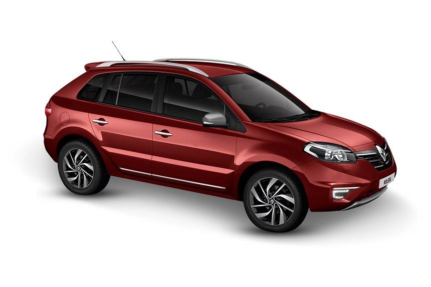 2016 renault koleos expression 4x2 2 5l 4cyl petrol manual suv rh whichcar com au Renault Koleos 2015 2017 Renault Koleos Specifications