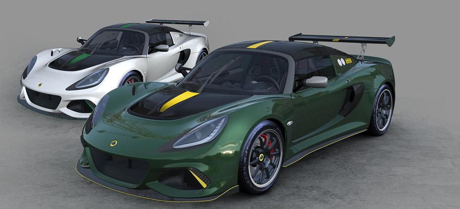 Lotus Exige Cup 380 Revealed As Race Ready Road Car