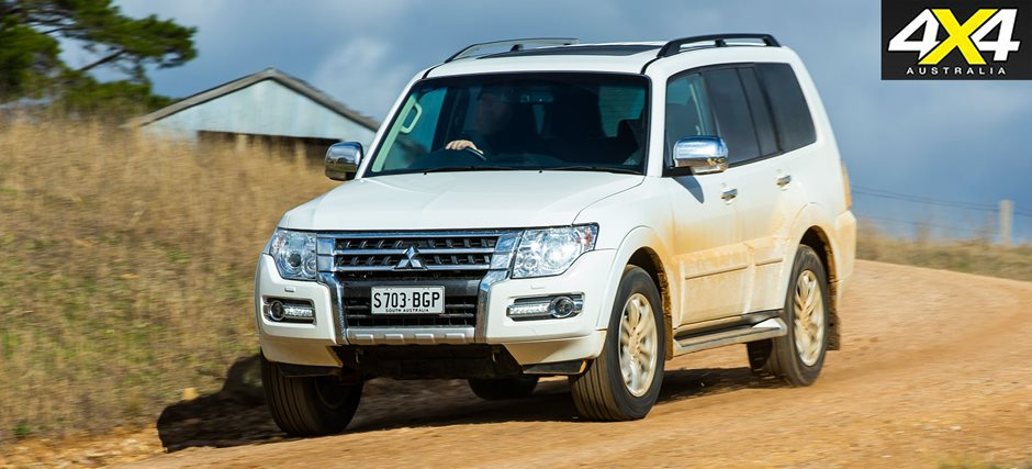 Mitsubishi Pajero - Reviews, Prices, Specs, Videos, News