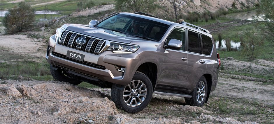 Toyota facing legal action over HiLux, Prado diesel