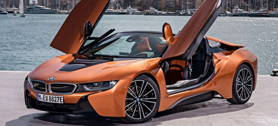 Bmw I8 Swaps Hybrid For V8 In Tuner Garage