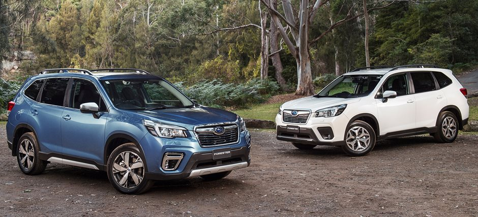 2020 Subaru Forester Turbo, STI, Hybrid >> New Subaru Forester Sti Concept Is Not The Turbo You Re Looking For